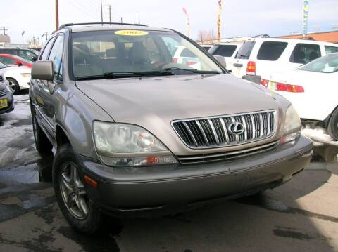 2002 Lexus RX 300 for sale at Avalanche Auto Sales in Denver CO