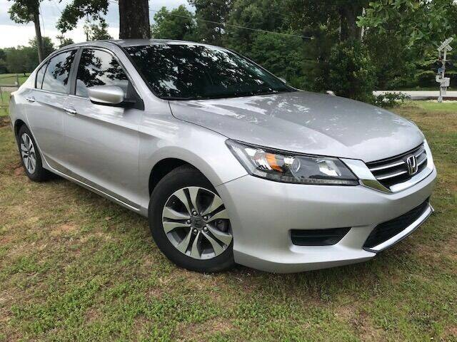 2013 Honda Accord for sale at Automotive Experts Sales in Statham GA