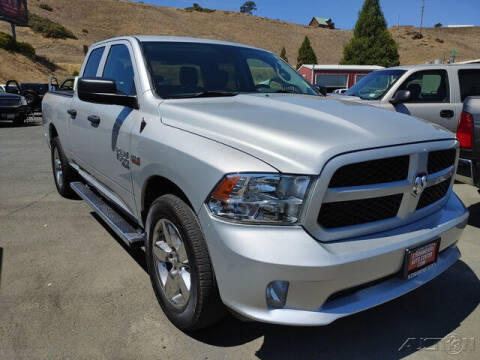 2019 RAM Ram Pickup 1500 Classic for sale at Guy Strohmeiers Auto Center in Lakeport CA