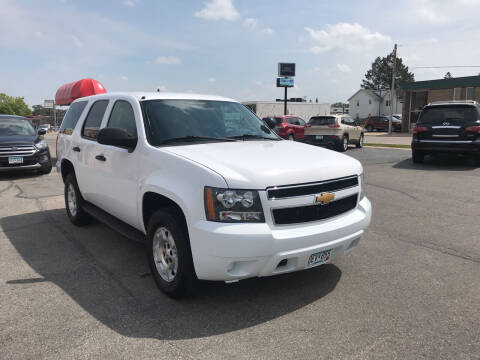 2012 Chevrolet Tahoe for sale at Carney Auto Sales in Austin MN