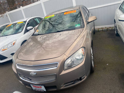 2008 Chevrolet Malibu for sale at Elmora Auto Sales in Elizabeth NJ