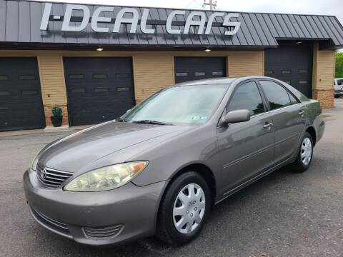 2005 Toyota Camry for sale at I-Deal Cars in Harrisburg PA