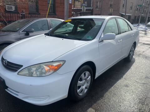 2003 Toyota Camry for sale at Gallery Auto Sales in Bronx NY