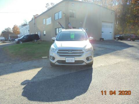 2017 Ford Escape for sale at Exclusive Auto Sales & Service in Windham NH