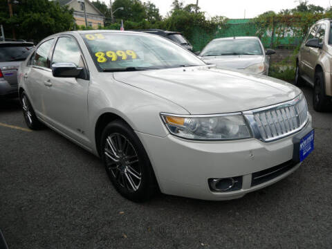 2008 Lincoln MKZ for sale at MICHAEL ANTHONY AUTO SALES in Plainfield NJ