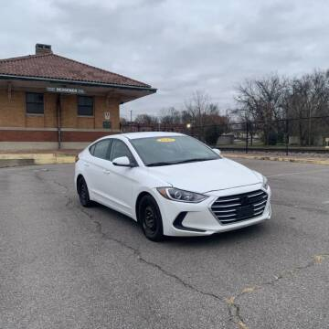 2017 Hyundai Elantra for sale at FIRST CLASS AUTO SALES in Bessemer AL