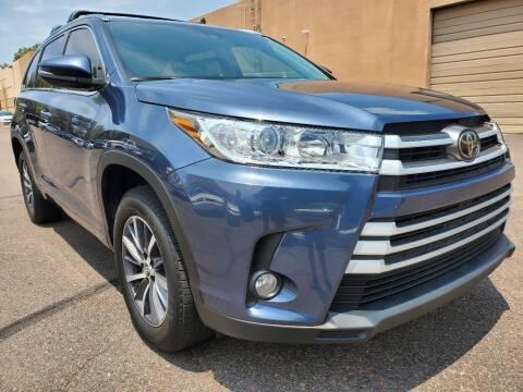 2017 Toyota Highlander for sale at Arizona Auto Resource in Tempe AZ