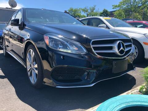2016 Mercedes-Benz E-Class for sale at OFIER AUTO SALES in Freeport NY