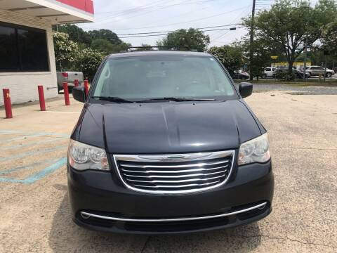 2013 Chrysler Town and Country for sale at Eastern Auto Sales NC in Charlotte NC
