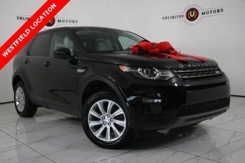 2016 Land Rover Discovery Sport for sale at INDY'S UNLIMITED MOTORS - UNLIMITED MOTORS in Westfield IN
