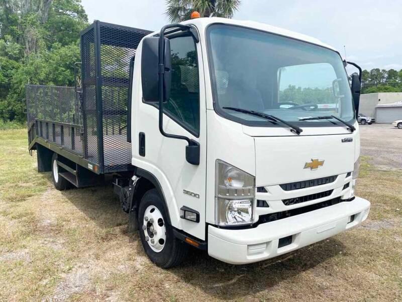 2019 GMC W3500 for sale at Scruggs Motor Company LLC in Palatka FL