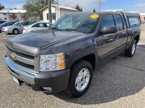 2011 Chevrolet Silverado 1500 for sale at CHRISTIAN AUTO SALES in Anoka MN