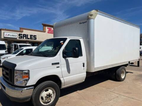 2017 Ford E-Series Chassis for sale at TRUCK N TRAILER in Oklahoma City OK