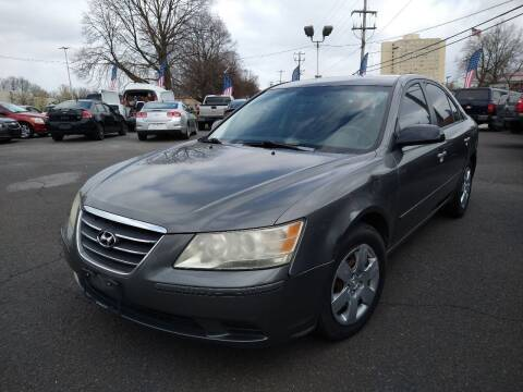 2010 Hyundai Sonata for sale at P J McCafferty Inc in Langhorne PA
