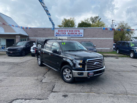 2017 Ford F-150 for sale at Brothers Auto Group in Youngstown OH