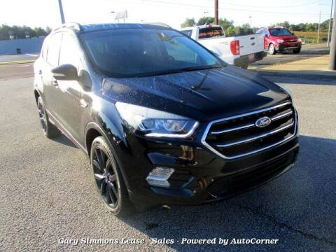 2017 Ford Escape for sale at Gary Simmons Lease - Sales in Mckenzie TN