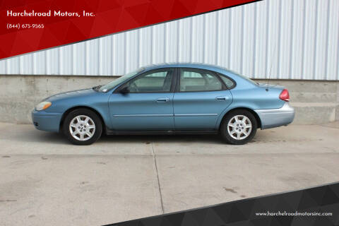 2007 Ford Taurus for sale at Harchelroad Motors, Inc. in Imperial NE