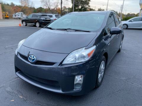 2010 Toyota Prius for sale at 1A Auto Sales in Walpole MA