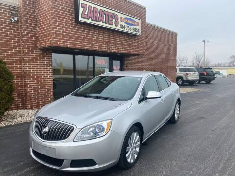 2015 Buick Verano for sale at Zarate's Auto Sales in Caledonia WI