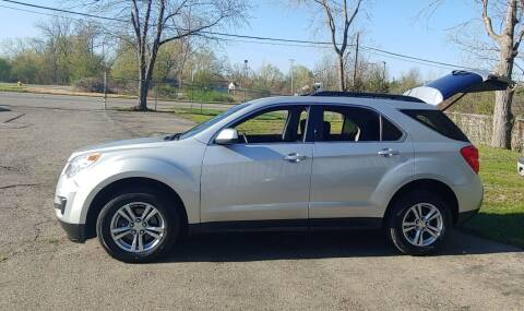 2015 Chevrolet Equinox for sale at Superior Motors in Mount Morris MI
