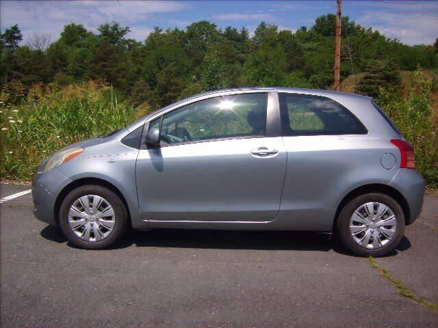 2007 Toyota Yaris for sale at Broadway Motors LLC in Broadway VA
