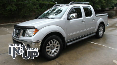 2012 Nissan Frontier for sale at NORCROSS MOTORSPORTS in Norcross GA
