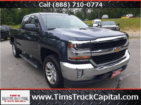 2017 Chevrolet Silverado 1500 for sale at TTC AUTO OUTLET/TIM'S TRUCK CAPITAL & AUTO SALES INC ANNEX in Epsom NH
