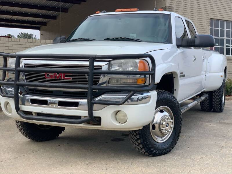 2005 GMC Sierra 3500 for sale at Quality Auto of Collins in Collins MS