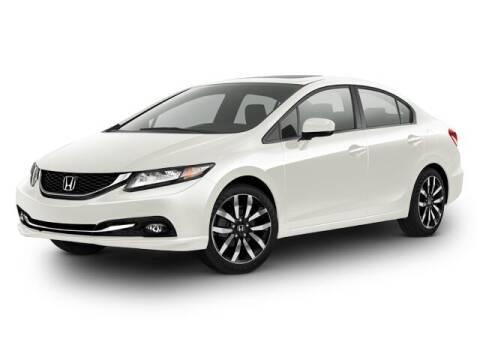 2014 Honda Civic for sale at Fresno Autoplex in Fresno CA