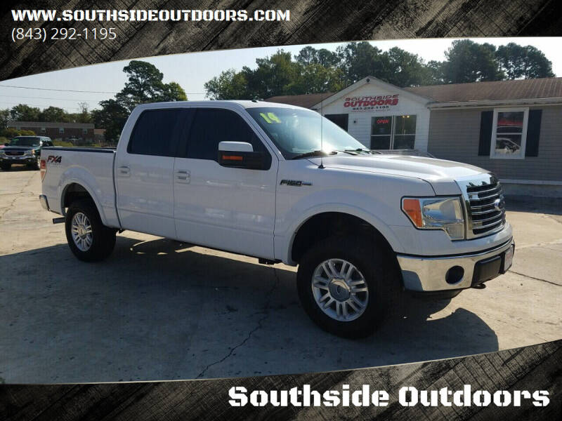 2014 Ford F-150 for sale at Southside Outdoors in Turbeville SC