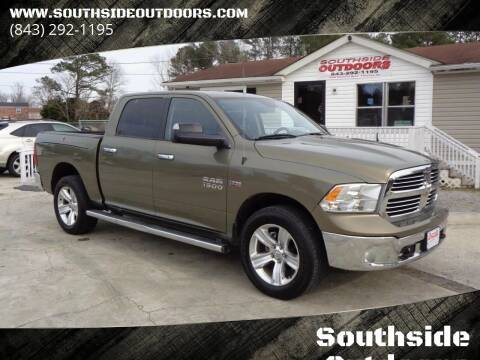 2014 RAM Ram Pickup 1500 for sale at Southside Outdoors in Turbeville SC