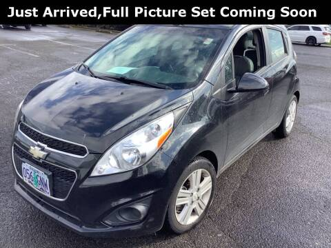 2014 Chevrolet Spark for sale at Royal Moore Custom Finance in Hillsboro OR