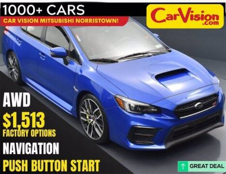 2020 Subaru WRX for sale at Car Vision Buying Center in Norristown PA