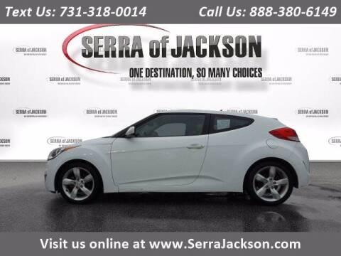 2014 Hyundai Veloster for sale at Serra Of Jackson in Jackson TN