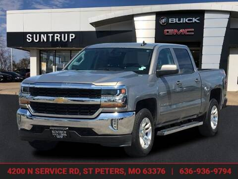 2017 Chevrolet Silverado 1500 for sale at SUNTRUP BUICK GMC in Saint Peters MO