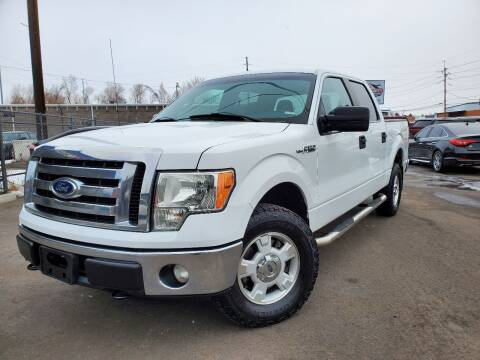 2011 Ford F-150 for sale at LA Motors LLC in Denver CO