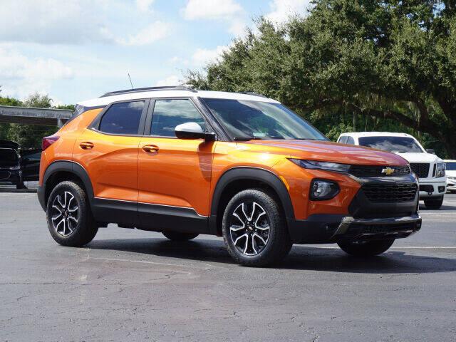 2022 Chevrolet TrailBlazer for sale in Fort Meade, FL