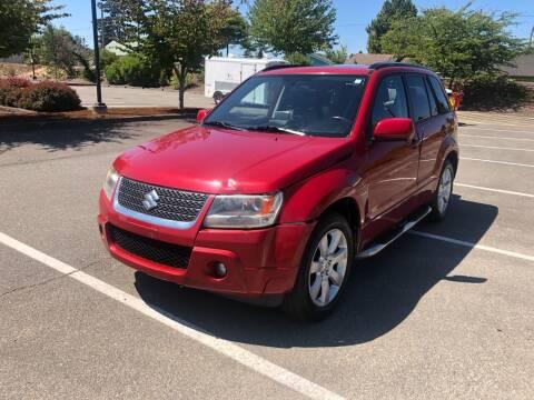2011 Suzuki Grand Vitara for sale at Washington Auto Sales in Tacoma WA