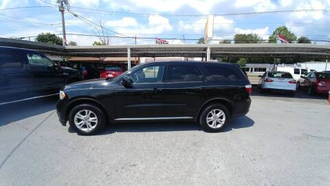 2012 Dodge Durango for sale at Lewis Used Cars in Elizabethton TN