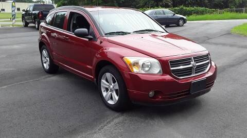 2011 Dodge Caliber for sale at BEST BUY AUTO SALES in Thomasville NC