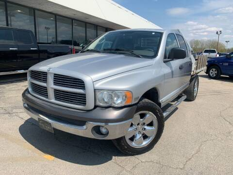 2004 Dodge Ram Pickup 1500 for sale at Auto Mall of Springfield in Springfield IL