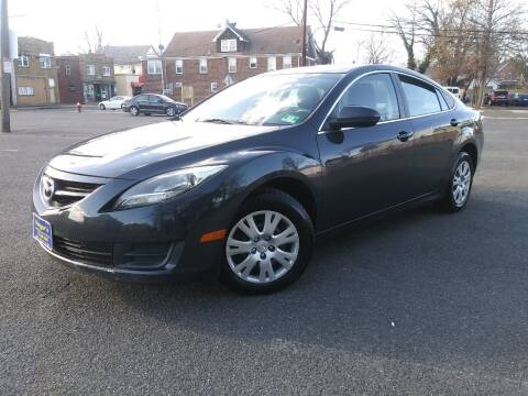 2012 Mazda MAZDA6 for sale at Nerger's Auto Express in Bound Brook NJ