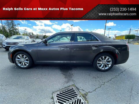 2017 Chrysler 300 for sale at Ralph Sells Cars at Maxx Autos Plus Tacoma in Tacoma WA