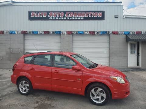 2005 Pontiac Vibe for sale at Elite Auto Connection in Conover NC