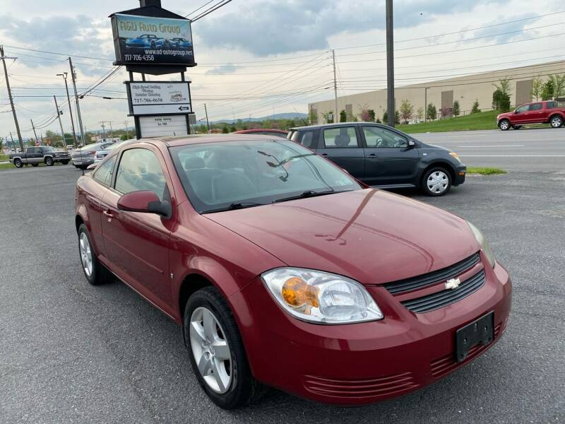 2008 Chevrolet Cobalt for sale at A & D Auto Group LLC in Carlisle PA