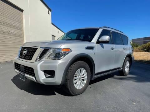 2017 Nissan Armada for sale at ELITE MOTORWORKS in Portland OR