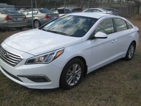 2014 Hyundai Sonata for sale at Carland Enterprise Inc in Marietta GA