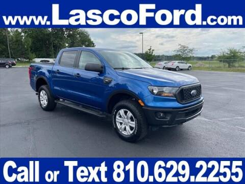 2019 Ford Ranger for sale at LASCO FORD in Fenton MI
