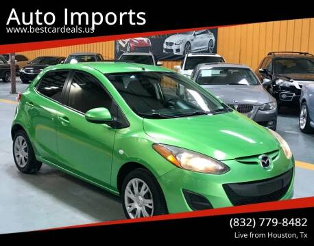 2011 Mazda MAZDA2 for sale at Auto Imports in Houston TX
