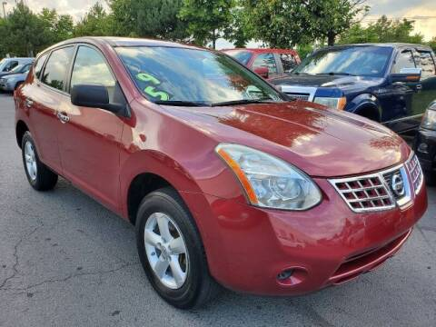 2010 Nissan Rogue for sale at M & M Auto Brokers in Chantilly VA